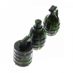 Grinder 3 partes granada 40mm