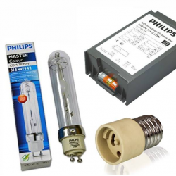 Kit LEC 315w/400v Philips + bombilla Philips CDM-TP MW 942/ 4200k (sin reflector)