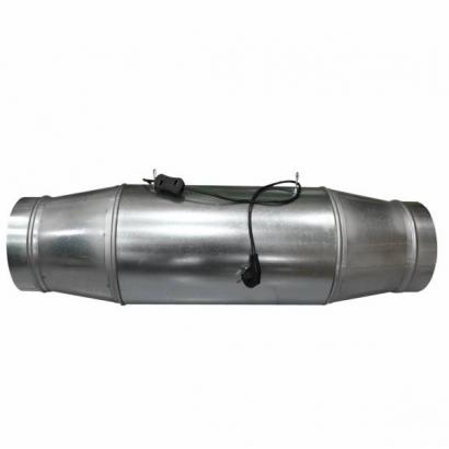 Ozonizador Ozonex 10gr (Boca 200mm) Metal Ozonex IONIZADORES Y OZONIZADORES