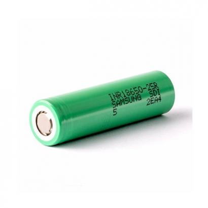 Batería INR 18650 2500mAh Samsung