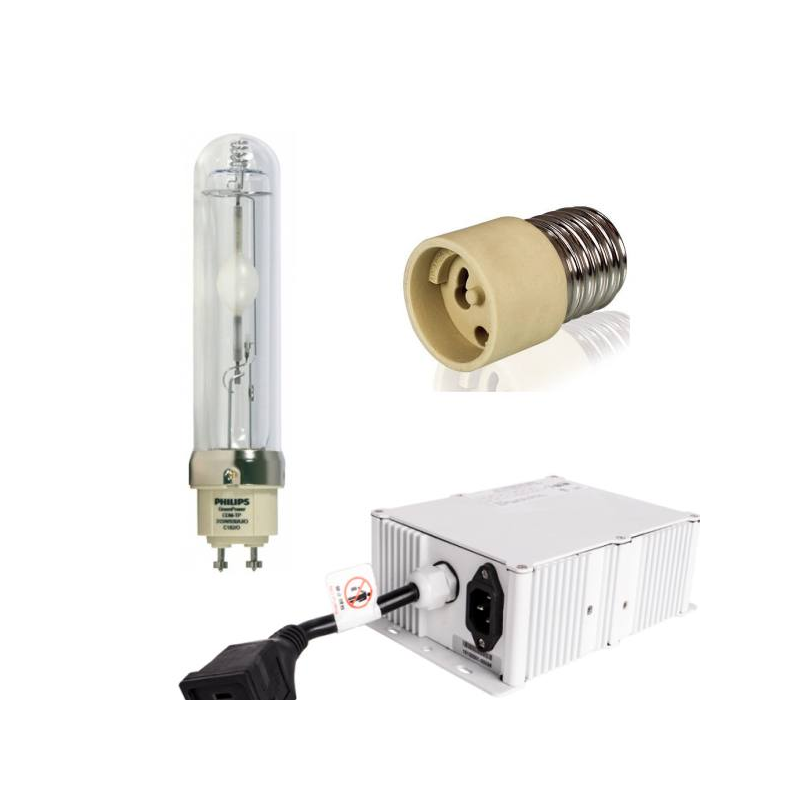 Kit LEC 315w/400v Lec System + marca blanca Green Power 930/ 3100k (sin reflector)
