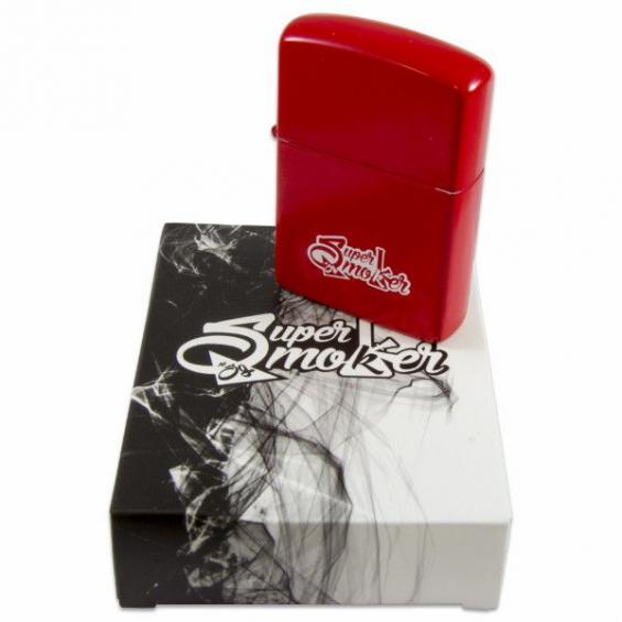 Mechero Enlil gas premium Super Smoker  ENCENDEDORES