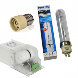 Kit Solux LEC 315w Ultron + Philips master color ( sin reflector)