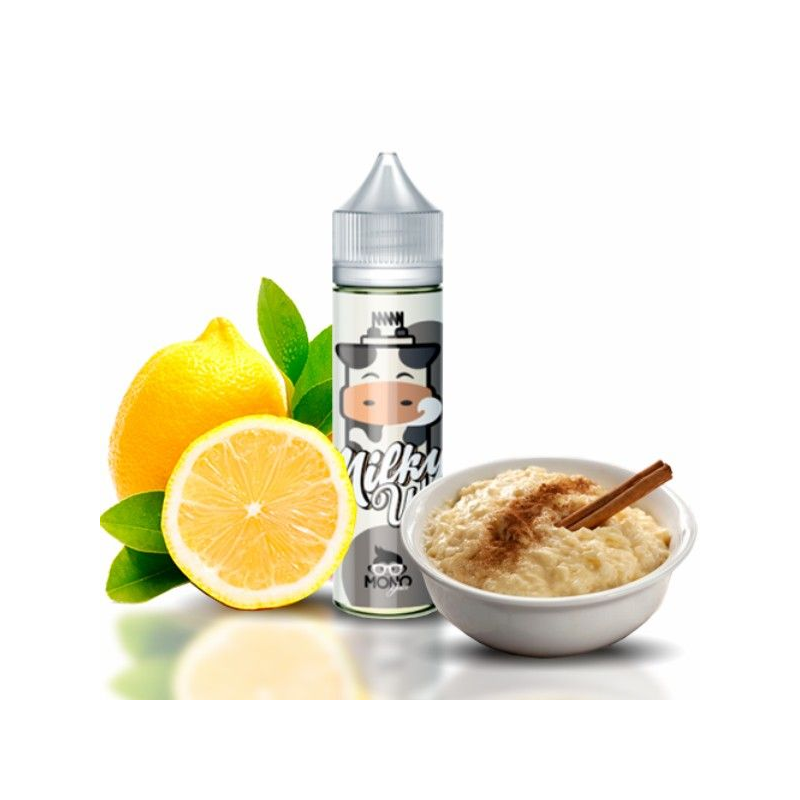 E-liquid Milk Way 0mg (Booster) 50ml Mono Ejuice ESENCIAS MONO EJUICE