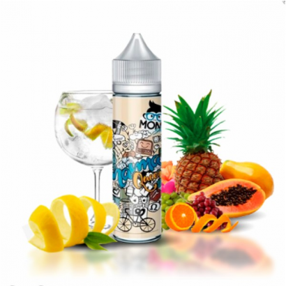 E-liquid Mamma Queen 0mg (Booster) 50ml Mono Ejuice