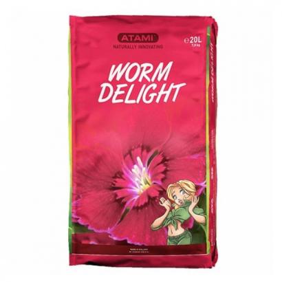 Worm Delight (Humus de lombriz) 20lt
