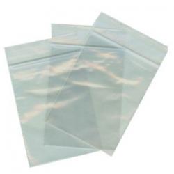 Bolsa Zip 8x12cm 100bolsas (transparente)