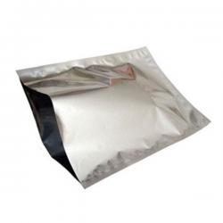 Bolsa de conservación sellable plata 45x56cm