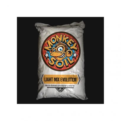 Sustrato Light mix Evolution 50lt MONKEY SOIL BIOBIZZ SUSTRATO LIGHT