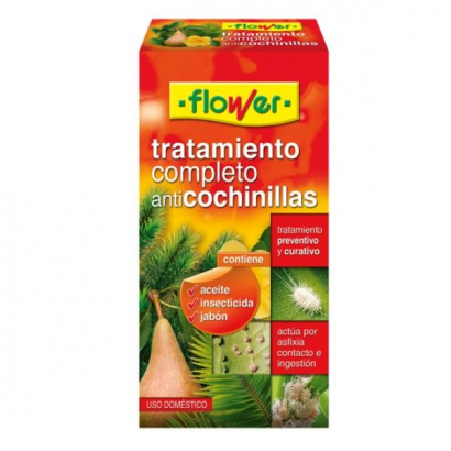 Anticochinilla tratamiento completo Flower FLOWER INSECTICIDAS