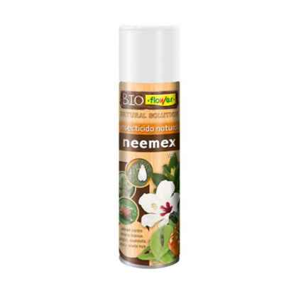 Insecticida natural Neemex FLOWER INSECTICIDAS BIO