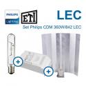 Kit LEC 360w Philips CDM-T ETI CL1 400w (Reflec Stuko)