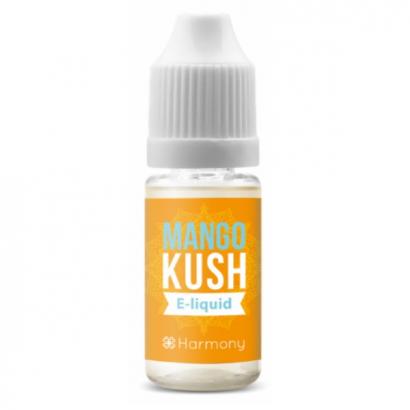 E-Liquid Mango Kush 30mg CBD 10ml Harmony Harmony E-Liquid con CBD