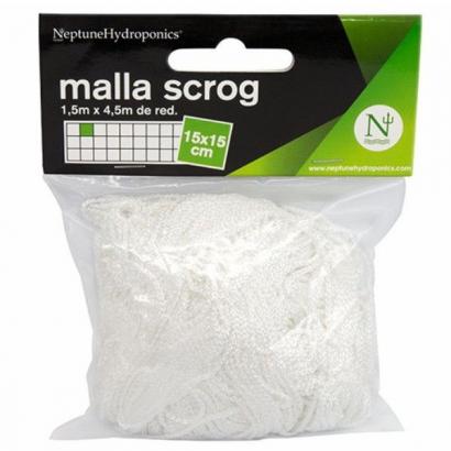 Malla Scrog Textil 1.5x4.5m Neptune PLÁSTICOS Y MALLAS