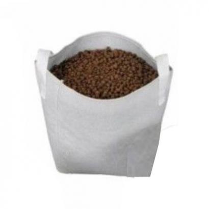 Maceta Agro Tex Pot blanca 25lt TEX-POT TEX-POT
