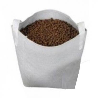 Maceta Agro Tex Pot blanca 50lt TEX-POT TEX-POT
