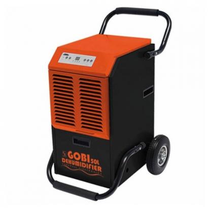 Deshumidificador Industrial GOBI 50L/dia Cornwall Electronics DESHUMIDIFICADORES