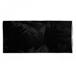 Bolsa de conservación sellable metalizada negra 50x100cm