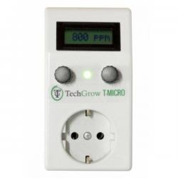 Controlador Co2 T-Micro Pro TechGrow Sin Sensor  CONTROL Co2