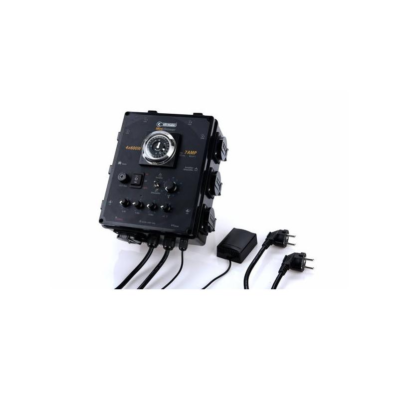 Mini Grower 7A Cli-Mate CONTROL MIXTO
