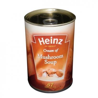 Bote Ocultación Heinz Champiñones OCULTACIÓN