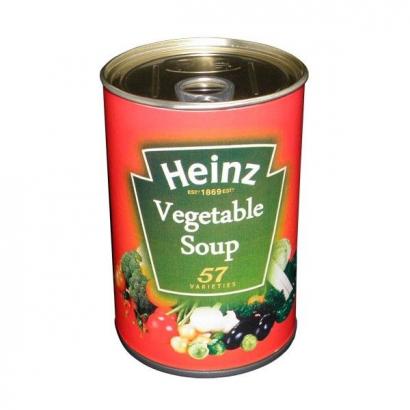 Bote Ocultación Heinz Verduras OCULTACIÓN