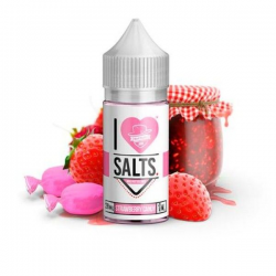 E-liquid Strawberry Candy 20mg 10ml Mad Hatter Vap Fit SALES DE NICOTINA