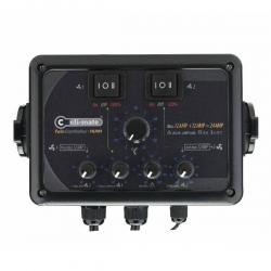 Twin Controller control humedad 8 A (4+4) Cli-mate