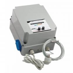 Controlador temperatura con transformador 2.5A 1 ventilador GSE