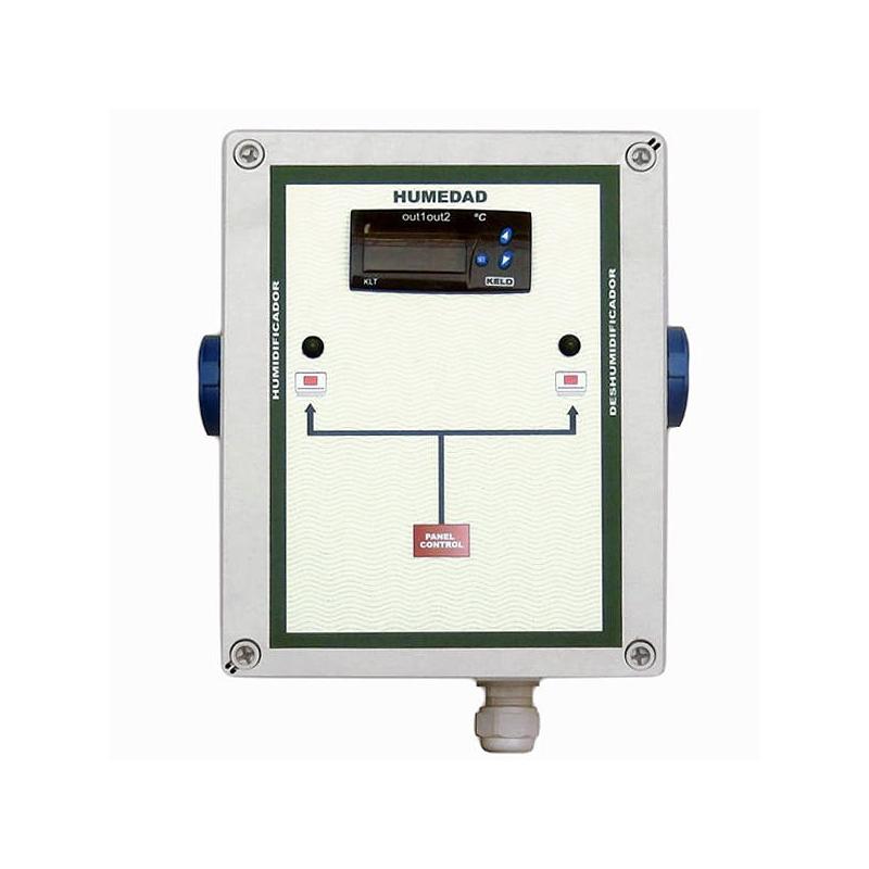 Cuadro Control Clima (CH) CONTROL HUMEDAD