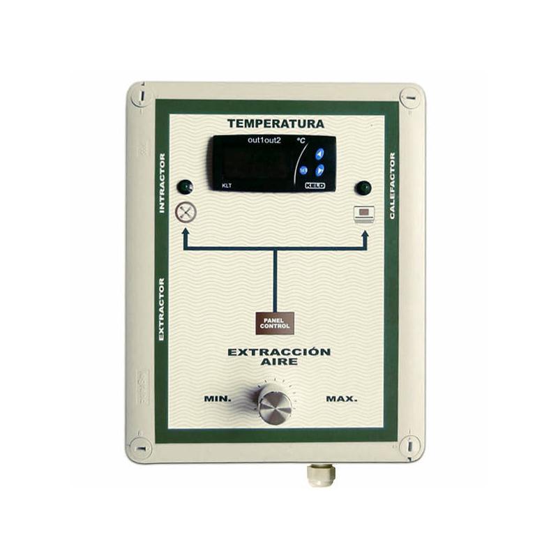 Cuadro Control Clima CT CONTROL TEMPERATURA