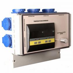 Cuadro de Control de Temperatura y Humedad CTH