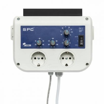 Control Temperatura SPC 24A MK2 Smscom CONTROL TEMPERATURA