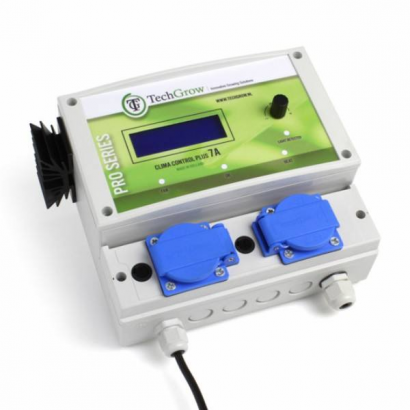 Control Clima Plus 4.5A Sin Sensor TechGrow CONTROL TEMPERATURA