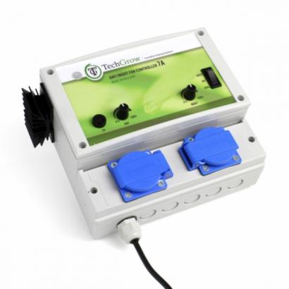 Controlador Ventilador Diurno Nocturno 4.5A CONTROL EXTRACTORES Y VENTILADORES