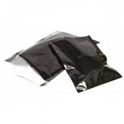 Bolsa de conservacion sellable negra 56x91cm