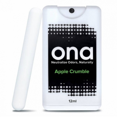 ONA Card Sprayer Apple Crumble 12ml Ona ONA AMBIENTADORES ONA