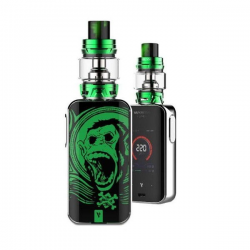 Kit Vaporesso Luxe con SKRR 220w (Green Ape) Vaporesso VAPORESSO LUXE