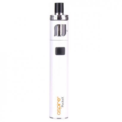 Kit Aspire Pockex Pocket AIO 1500mAh (Blanco) Aspire ASPIRE COBBLE