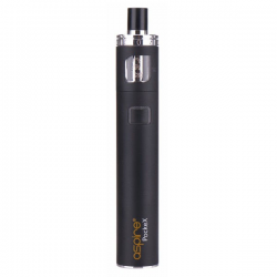 Kit Aspire Pockex Pocket AIO 1500mAh (Negro)
