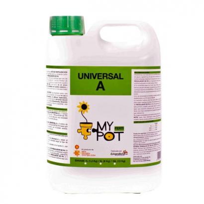 MyPot fertilizante Universal A 5lt MyPot MyPot