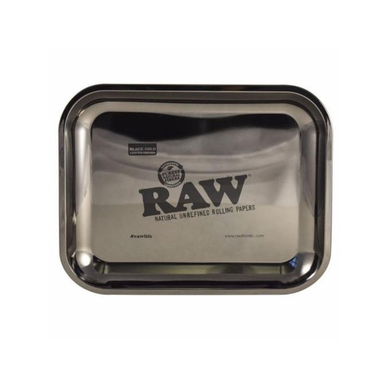 Bandeja RAW Mediana Oro Negro Edicion limitada RAW BANDEJAS