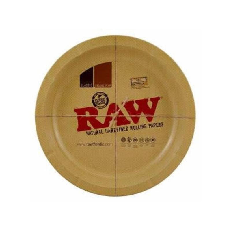 Bandeja Raw Metal Redonda RAW BANDEJAS