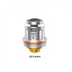 Voopoo resistencia Uforce Coil U2 0.4oHm (1ud)