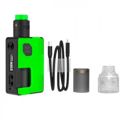 Kit Vandy Vape Pulse X BF (Green) VANDY VAPE PULSE BF KIT