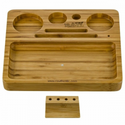 Bandeja RAW Bamboo Rolling Tray