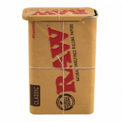 Caja RAW metal Cigarros