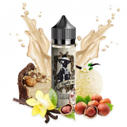 E-Liquid Clyde 50ml 0mg (Booster) El almacén del Vapeo