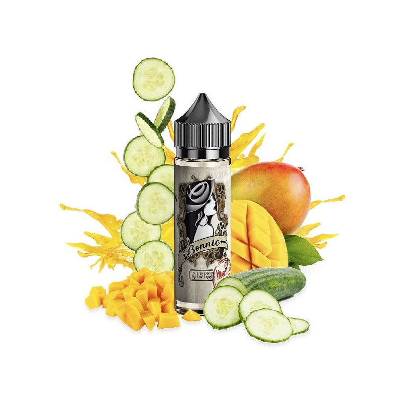 E-Liquid Bonnie 50ml 0mg (Booster) El almacén del Vapeo OTRAS MARCAS