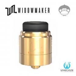 RDA Widowmaker Vandy Vape & el mono vapeador (Gold)